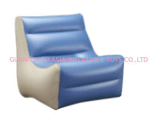 High Quality Inflatable Couch Sofa With 0.6mm Pvc Tarpaulin For 2 To 3 People