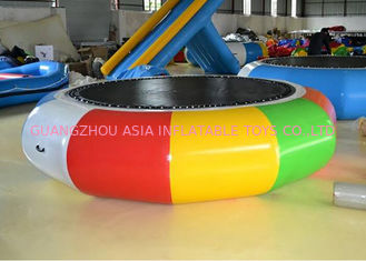 Çin Cheap Water Trampoline Inflatable Water Games , Water Trampoline Manufacturer Fabrika