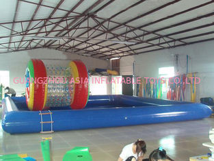 Çin High Quality Colorful Kids Inflatable Pool for Water Ball Sports Fabrika