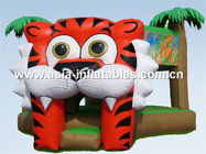 Colorful giant inflatable combo /inflatable combo course for fun/inflatable combo for kids games Tedarikçi