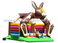 Çin Commercial bounce houses combo,inflatable bounce houses,inflatable combos Fabrika