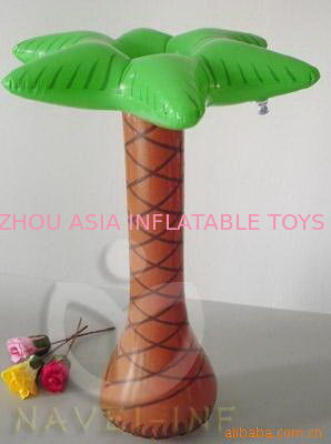 Outdoor Inflatable Lighting , Christmas Decoration Inflatable Palm Tree Tedarikçi