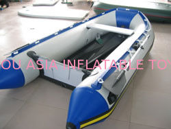 Commercial Grade High Quality Inflatable Fishing Boat for 2 persons Tedarikçi