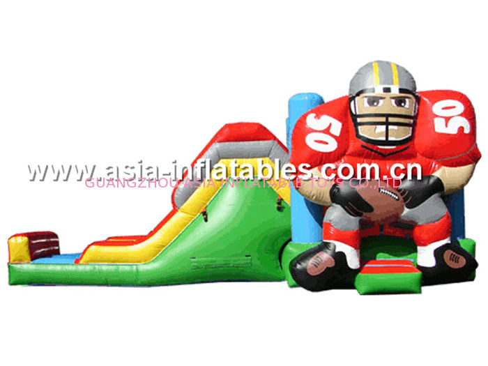 2014 popular/new design inflatable combos Tedarikçi