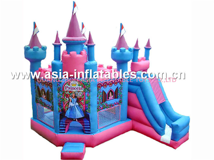 2014 inflatable princess castle,bouncy castle,inflatable combo Tedarikçi